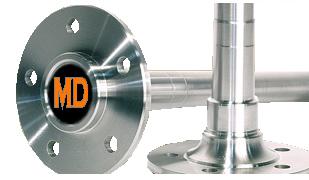 Custom Axles – Mitchell Differential Inc
